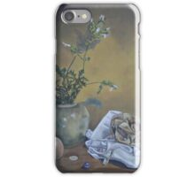 Intimations of Future and Past iPhone Case/Skin