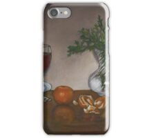 Still Life with Mandarins iPhone Case/Skin