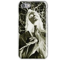 Statue Of An Angel iPhone Case/Skin