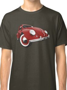 VW Beetle type 1 red Classic T-Shirt