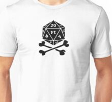 Tabletop Pirate Unisex T-Shirt