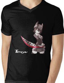 Tenryu No. 1 Mens V-Neck T-Shirt