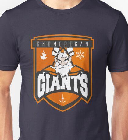 Gnomeregan Giants Unisex T-Shirt