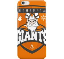 Gnomeregan Giants iPhone Case/Skin