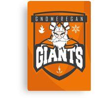Gnomeregan Giants Canvas Print