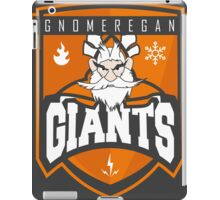 Gnomeregan Giants iPad Case/Skin