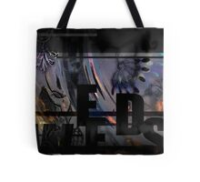 WEEDS for TOTO  Tote Bag