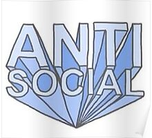 Antisocial  Poster