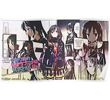 Yukinon No.1 Manga Snaps Poster