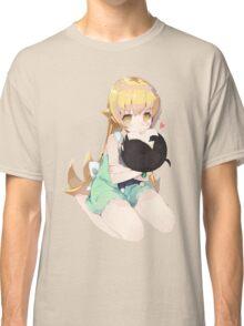 Shinobu with Araragi-Doll  Classic T-Shirt