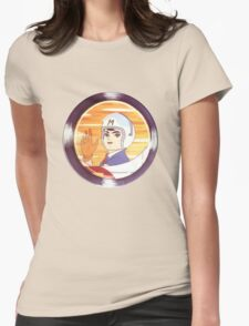 speed racer Womens Fitted T-Shirt