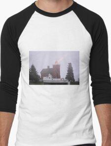 Two Harbors Light 2 Men's Baseball ¾ T-Shirt