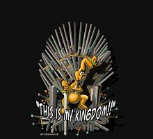 Gililimus : This is my kingdom! Unisex T-Shirt