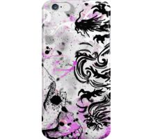 Tribal Skull Mess iPhone Case/Skin