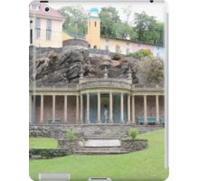 Pillars & Posts At Portmerion iPad Case/Skin