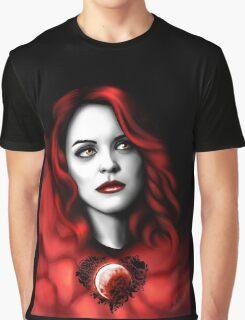 Erica BlackHeart Graphic T-Shirt