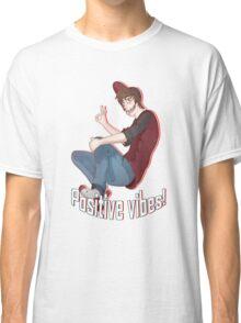 LeafyIsHere - Poisitive vibes Classic T-Shirt