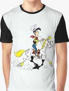lucky luke Graphic T-Shirt