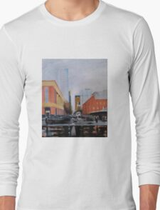 City Workers Long Sleeve T-Shirt