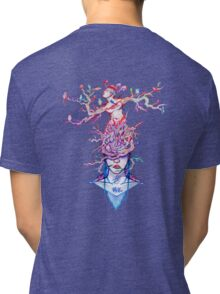 I'm Growing On You (Colored Pencil) Tri-blend T-Shirt