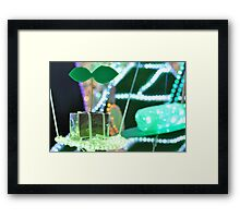 Eco Friendly Display Framed Print