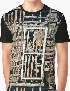 A Most Unusual Door  Graphic T-Shirt