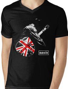 Oasis #1 Mens V-Neck T-Shirt
