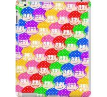 Rainbowmatsu iPad Case/Skin