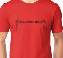 Salvador Dali Elephants Unisex T-Shirt