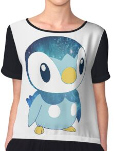 Galaxy Piplup Chiffon Top