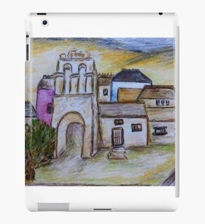 Joyce - Buildings iPad Case/Skin