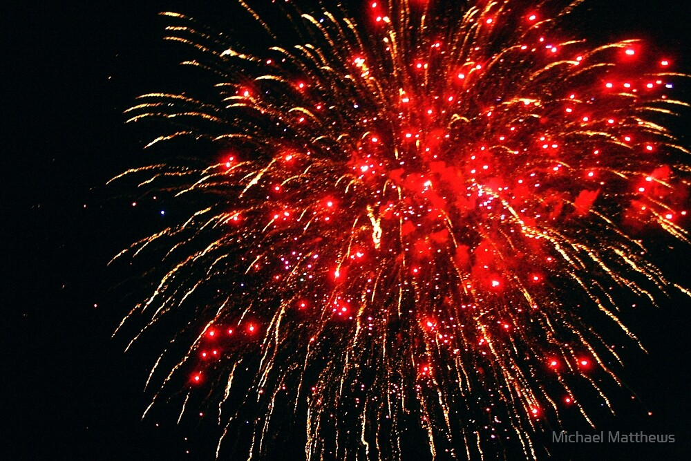2012 goes out with a bang by Michael Matthews