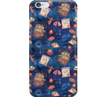The Moving Castle iPhone Case/Skin