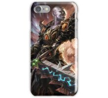 cult master hs iPhone Case/Skin