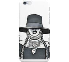 Beyonce Formation Cartoon iPhone Case/Skin