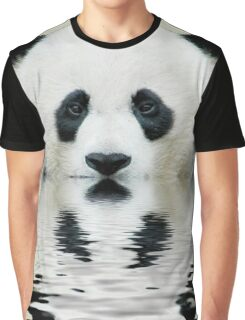 Water panda Graphic T-Shirt