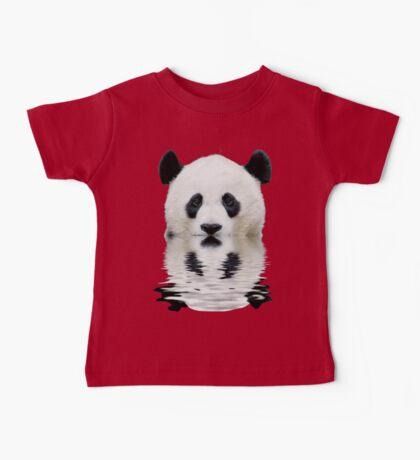 Water panda Baby Tee