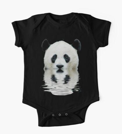 Water panda One Piece - Short Sleeve