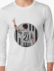 Paulo Dybala Long Sleeve T-Shirt
