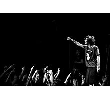 real friends live Photographic Print