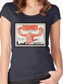 Equinox Women's Fitted Scoop T-Shirt