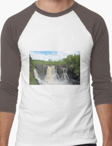 High Falls Grand Portage Men's Baseball ¾ T-Shirt