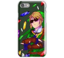 Make it Rain Rupees iPhone Case/Skin