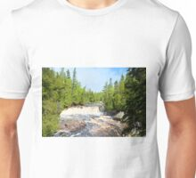 Two Step Falls Unisex T-Shirt