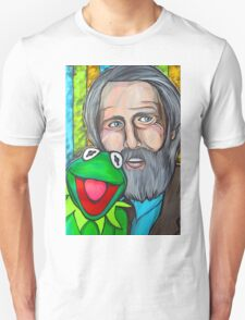 Jim Henson & Kermit the Frog Unisex T-Shirt