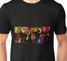 Pineal Field- Pollination Unisex T-Shirt