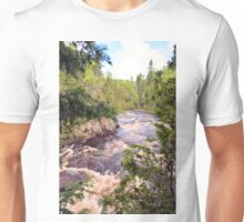 The Brule River Unisex T-Shirt