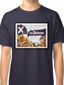 X... the Unknown Classic T-Shirt