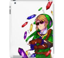 Make it Rain Rupees iPad Case/Skin