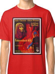 Fahrenheit 451 Classic T-Shirt